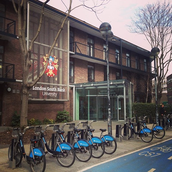 London South Bank University - Southwark - Greater London ...