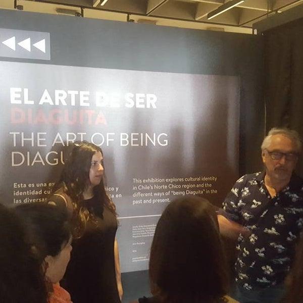 Foto tirada no(a) Museo Chileno de Arte Precolombino por Esteban T. em 12/3/2016