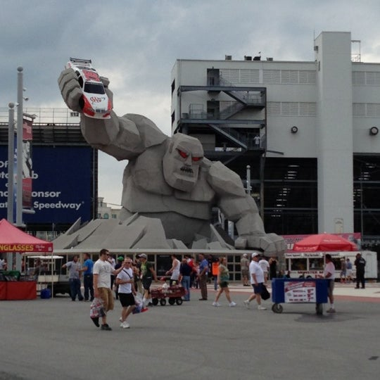 Photo taken at Dover International Speedway by Denise on 9/28/2012