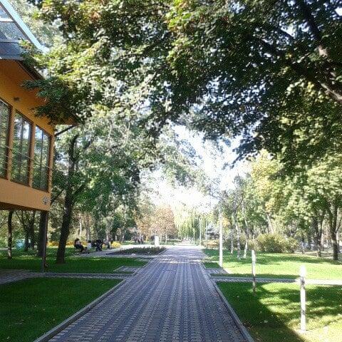 Снимок сделан в Смородина пользователем Кия 9/27/2012