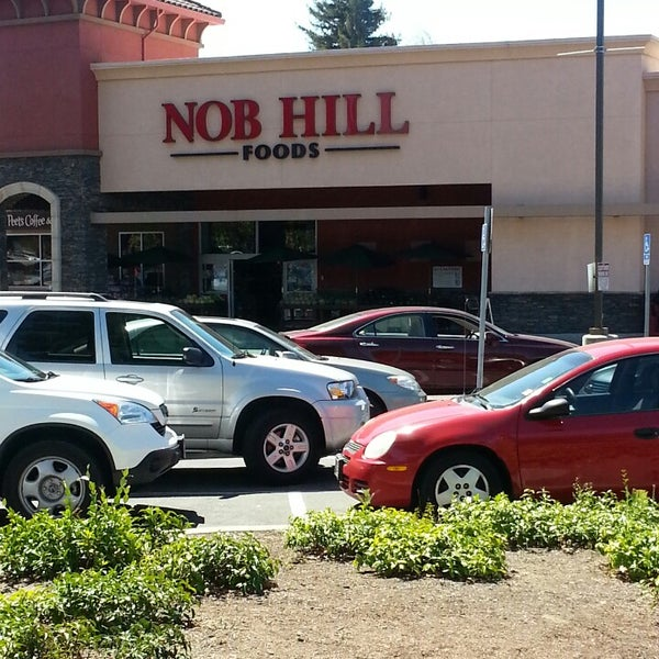 Nob Hill Foods Mountain View Ca
