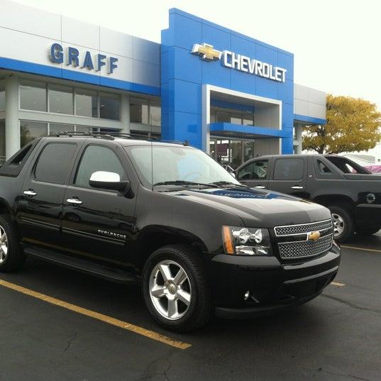 Graff Buick: Graff Chevrolet