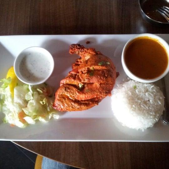 photo taken at masala kitchen by johan b on 452012 - Masala Kitchen