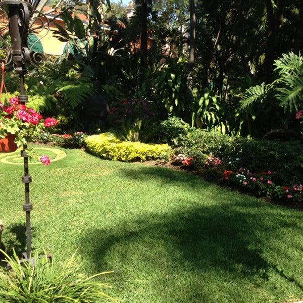 Photo taken at Hotel & SPA Hacienda de Cortés by Fer V. on 1/27/2013