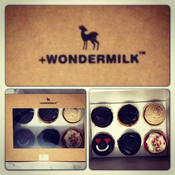 Photo taken at +Wondermilk by Shea Leen T. on 2/26/2013