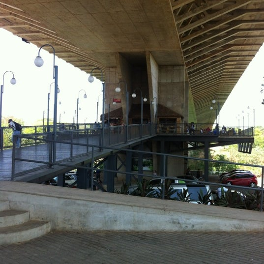 Photo taken at Ponte Estaiada João Isidoro França by Wander on 9/16/2012