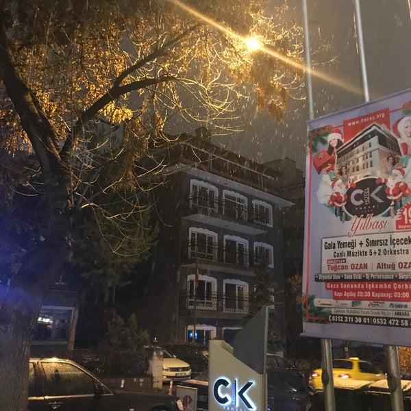 12/23/2017 tarihinde Serkan S.ziyaretçi tarafından CK Farabi Hotel'de çekilen fotoğraf