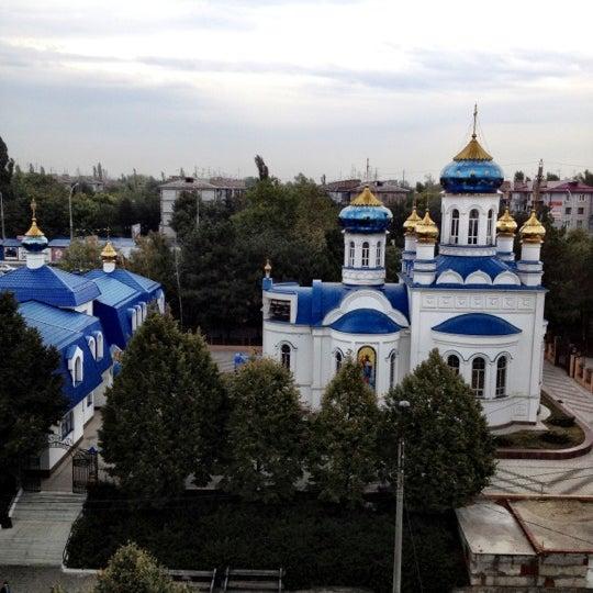 Снимок сделан в PK «Парк Европа» пользователем Artyom S. 10/4/2012
