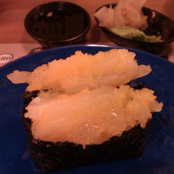 Das Foto wurde bei 丸壽司 von Morning H. am 2/24/2013 aufgenommen