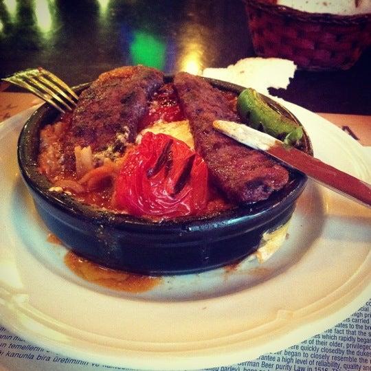 12/4/2012 tarihinde Сергей Г.ziyaretçi tarafından Cozy Bar&Restaurant'de çekilen fotoğraf