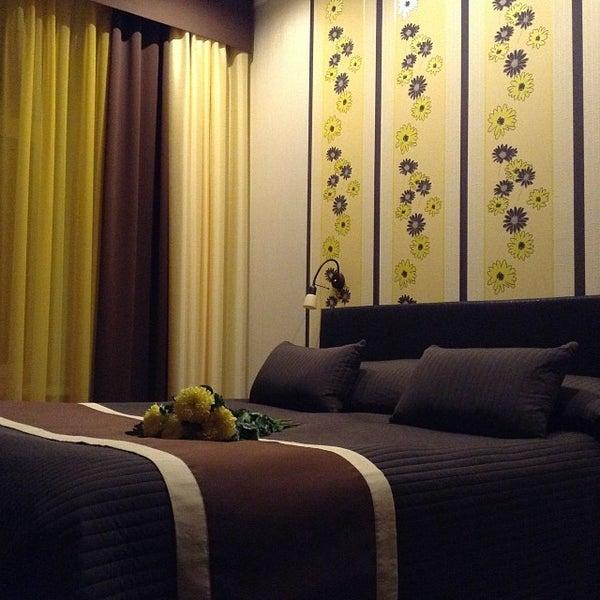 Снимок сделан в Hotel Nevsky Contour пользователем Anastasia G. 3/10/2014