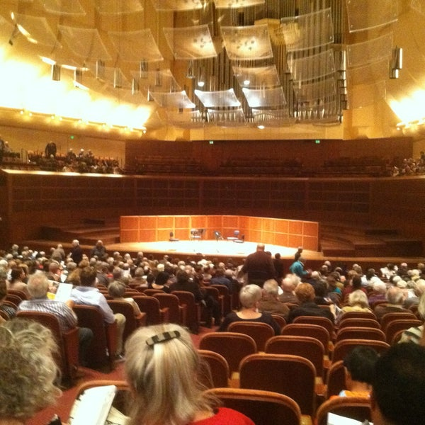 Photo taken at Louise M. Davies Symphony Hall by Leo M. on 5/12/2013