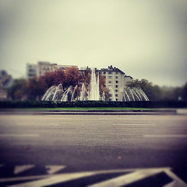 Photo prise au Montgomery par Bastian V. le10/21/2012
