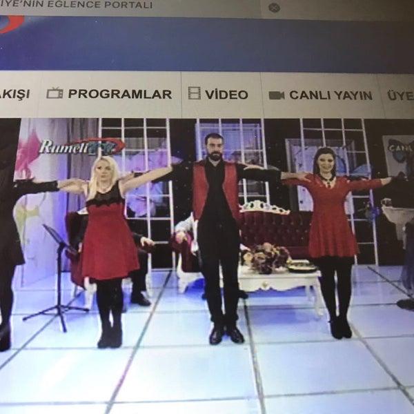 2/12/2017 tarihinde ☀️Güneş ☀️ziyaretçi tarafından Rumeli Tv'de çekilen fotoğraf