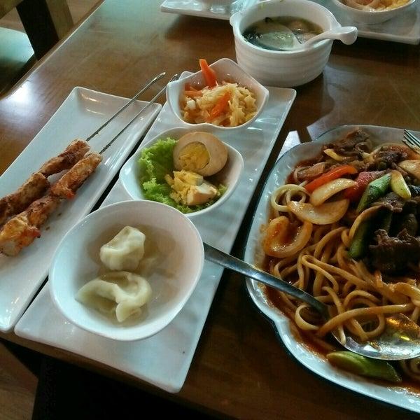 Amber chinese muslim cuisine chinese restaurant in kuala for Amber asian cuisine rathfarnham