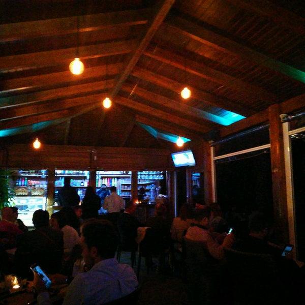 Foto tomada en Gassho Sanxenxo Lounge Bar-Café por Ricardo R. el 9/4/2016