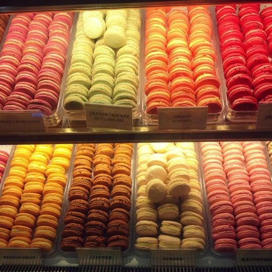 Photo taken at La Maison du Macaron by Hannah K. on 9/30/2012