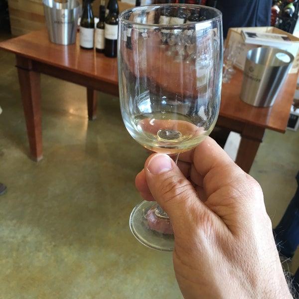 Photo taken at Houston Wine Merchant by Eric H. on 5/14/2016
