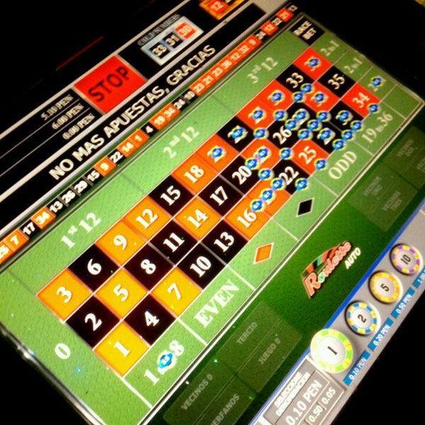 Casino las vegas chimbote