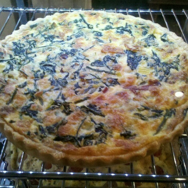 10/4/2013にÁngeles D.がCachito Mío Quiches & Tartasで撮った写真