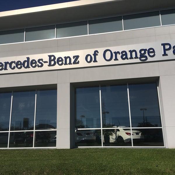 Wonderful Photo Taken At Mercedes Benz Of Orange Park By Scott R. On 9/