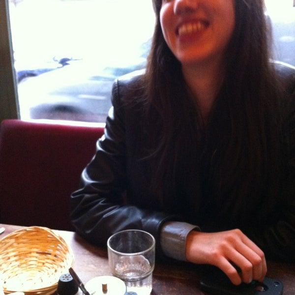 Photo taken at Café de l'Industrie by Nikkitha on 2/23/2013