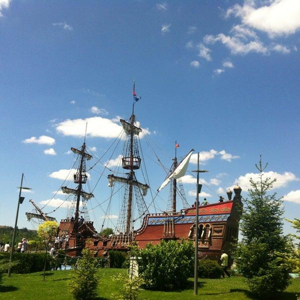 5/26/2013 tarihinde Seher Ç.ziyaretçi tarafından Sazova Bilim Kültür ve Sanat Parkı'de çekilen fotoğraf