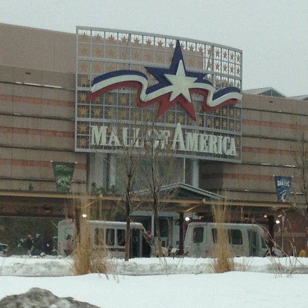Photo taken at Mall of America by Susan P. on 3/9/2013