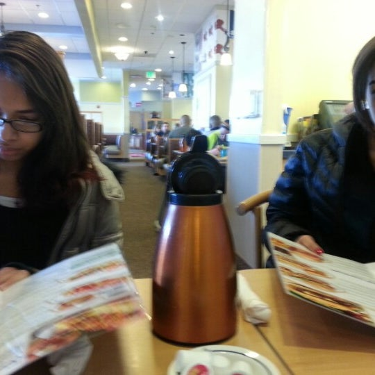 Photo taken at IHOP by Peter J. on 2/9/2013