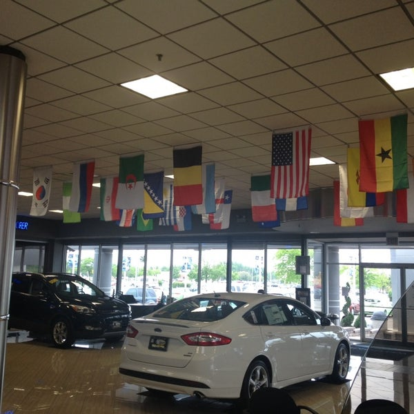 Golf mill ford 7 tips from 395 visitors for Golf mill motor sales