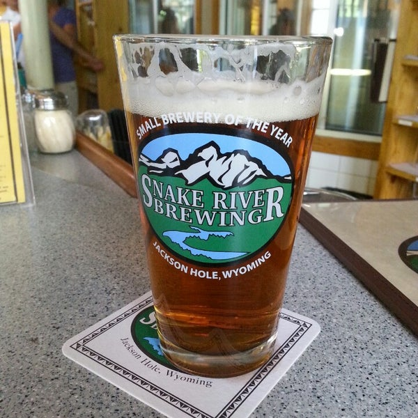 Photo taken at Snake River Brewery & Restaurant by John F. on 6/30/2013