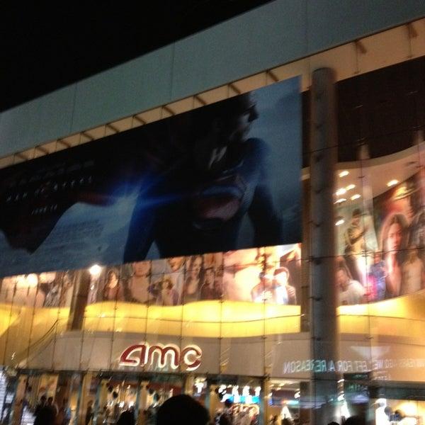 Photo taken at AMC Century City 15 by Anegga T. on 5/26/2013