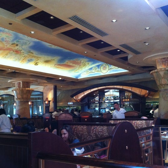 Photo taken at The Cheesecake Factory by Anthony L. on 9/29/2012