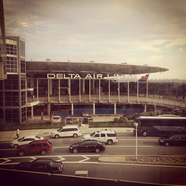 Photo taken at Terminal 3 by Matthew H. on 5/9/2013