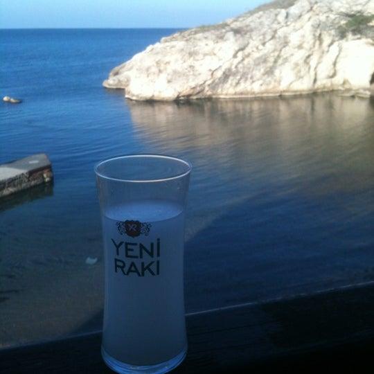10/26/2012 tarihinde Ferhan Ö.ziyaretçi tarafından İyot Restaurant'de çekilen fotoğraf