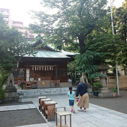 Photo taken at 大塚天祖神社 by Childish . on 5/29/2017