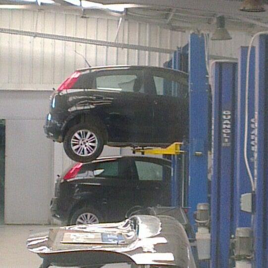fiat service center - auto dealership