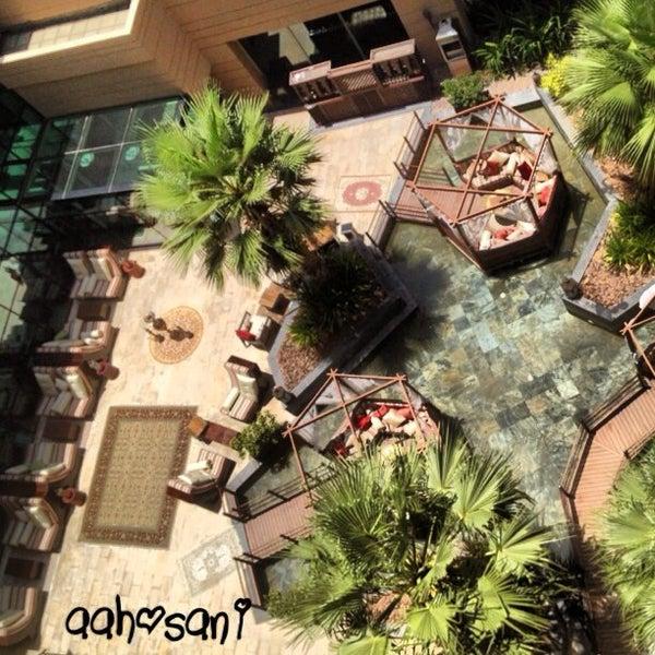 5/10/2013 tarihinde Dr. Ali A.ziyaretçi tarafından Rixos The Palm Dubai'de çekilen fotoğraf