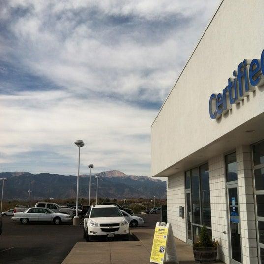 Al Serra Chevrolet South   Southeast Colorado Springs   230 N. Academy Blvd.