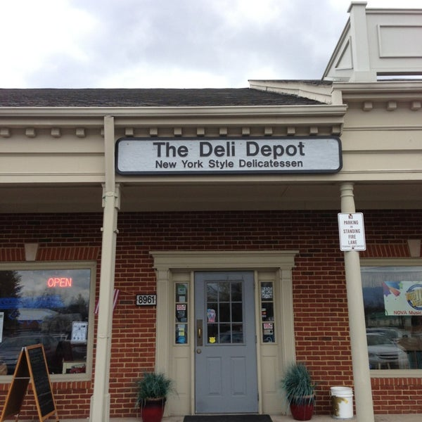 marketing and deli depot The marketing research in action in this chapter provides a questionnaire used by deli depot, a restaurant selling cold and hot sandwiches, soup and chili, yogurt, and some desserts.