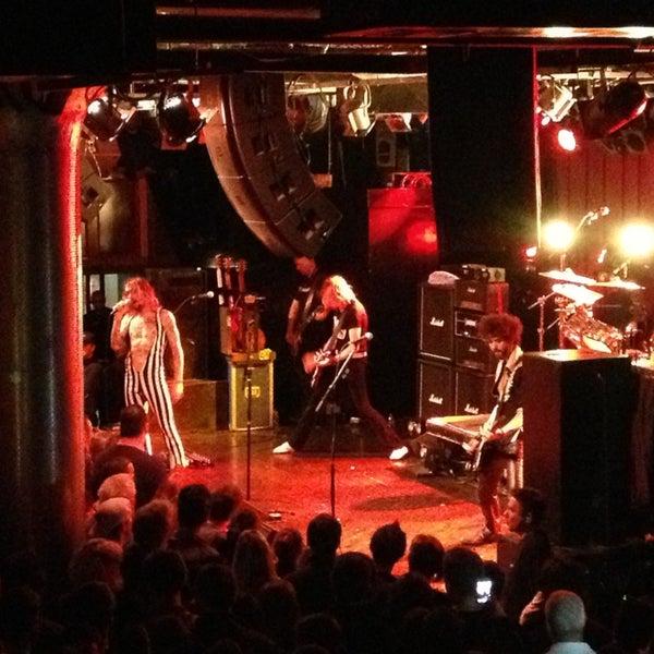 Photo taken at Paradise Rock Club by Rachel C. on 1/20/2013