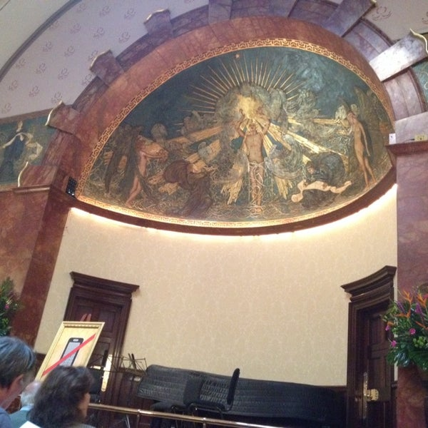 Photo taken at Wigmore Hall by Adam C. on 5/23/2014