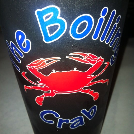 Photo taken at The Boiling Crab by Moe on 1/27/2013