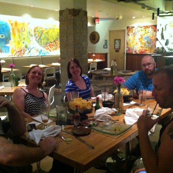 Photo taken at Verde Mexican Kitchen & Cantina by Joe L. on 7/2/2014