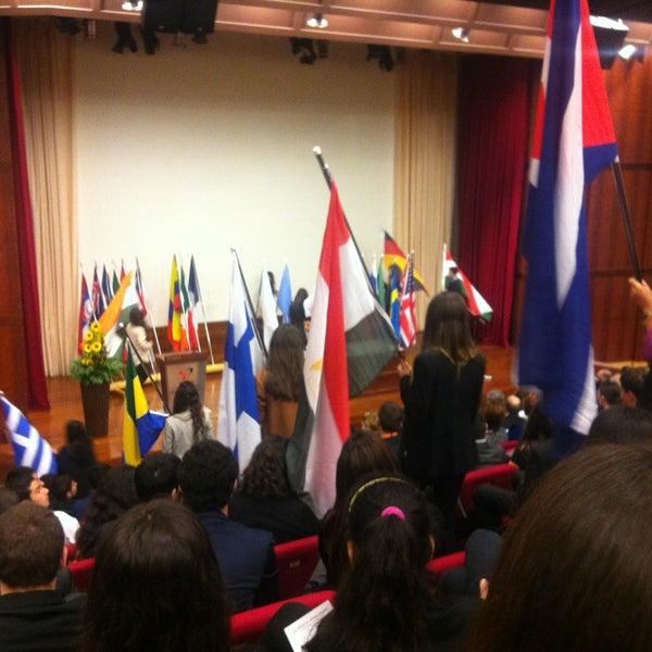 2/8/2013にPolina K.がEuropean University Cyprusで撮った写真