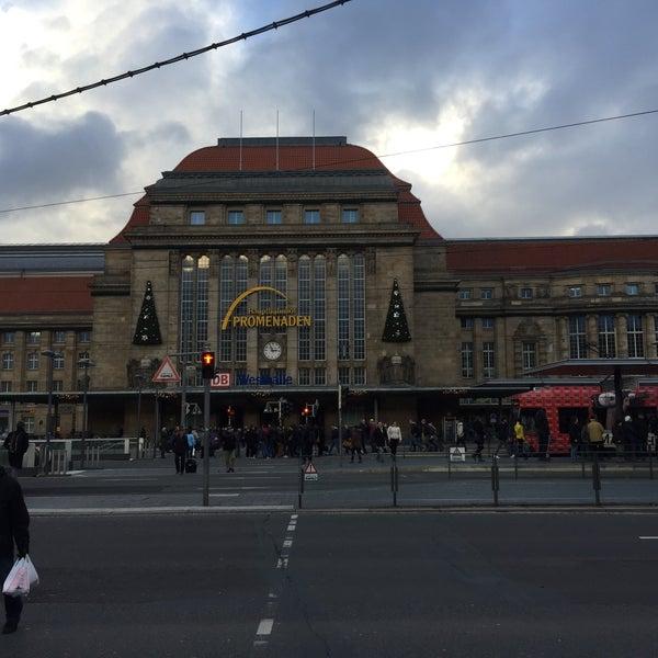Das Foto wurde bei Promenaden Hauptbahnhof Leipzig von Martin R. am 11/22/2015 aufgenommen