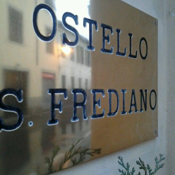 Foto scattata a Ostello San Frediano da Rafael L. il 4/5/2013