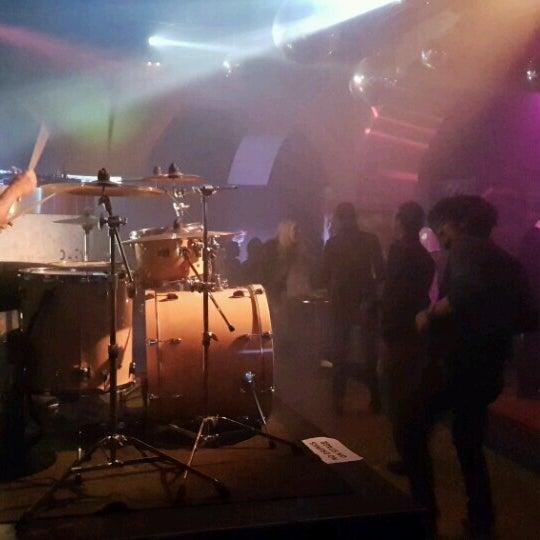 Photo taken at Music Bar Phenomen by Bam B. on 10/14/2016