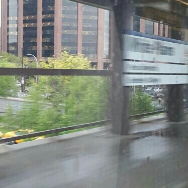Photo taken at Metro North - North White Plains Station by Patty S. on 5/3/2016
