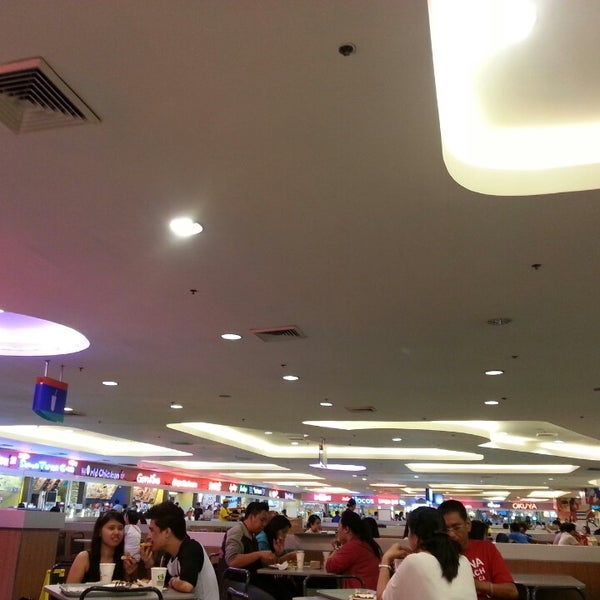 Photo taken at SM Food Court by Israel C. on 7/17/2013